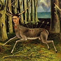 Frida Kahlo  Deer  1946