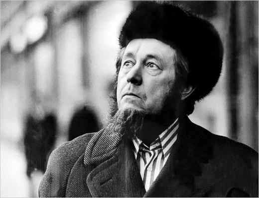Solzhenitsyn 索忍尼辛