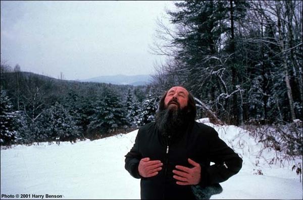 Alexander Solzhenitsyn 索忍尼辛