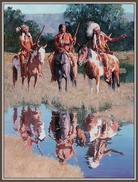 D Mann:Cheyenne Summer