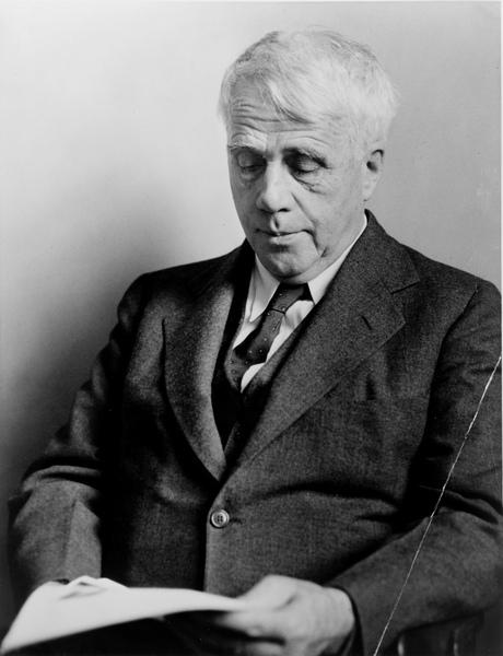 Robert Frost 佛洛斯特(1874-1963)