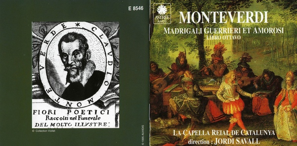 Monteverdi Madrigali Guerrieri et Amorosi - Jordi Savall - 《蒙特威爾第.牧歌第八集》.jpg