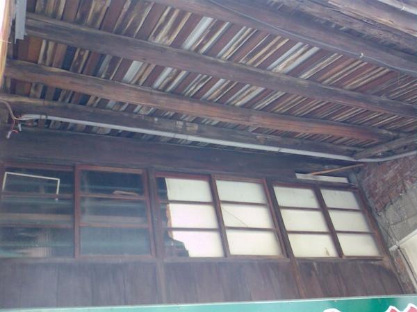 老房子的二階