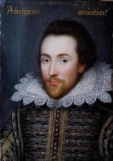 William Shakespeare 莎士比亞