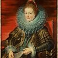 Infanta Isabella Clara Eugenia (1566–1633), 1615. Kunsthistorisches Museum, Vienna