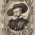 Wenceslas Hollar - Rubens