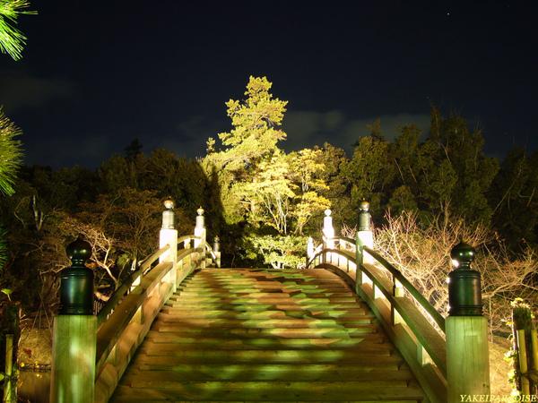 偃月橋(春之雪之取景一)