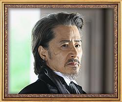電視劇「鹿鳴館」 - 影山悠敏伯爵(田村正和 飾)