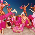 David LaChapelle - Red Hot Chili Peppers