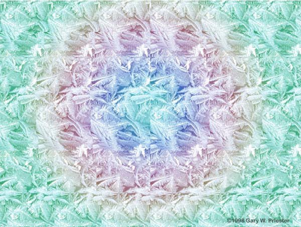 Frost spiral