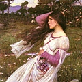 John William Waterhouse - Windswept