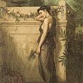 John William Waterhouse - Gone But Not Forgotten