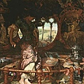 John William Waterhouse - Holman Hunt Shalott