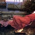 John William Waterhouse - Ariadne (1898)