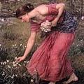 John William Waterhouse - Narcissus