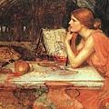 John William Waterhouse - Sorceress