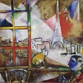 Marc Chagall - Paris, 1913