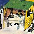 chagall, 1916