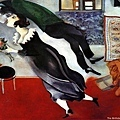 Marc Chagall - The birhtday