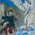 Marc Chagall - Die Vision