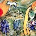 Marc Chagall - Draft lens modul