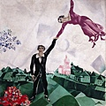 Marc Chagall - The Walk, 1917