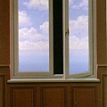 Magritte - The Telescope, 1963