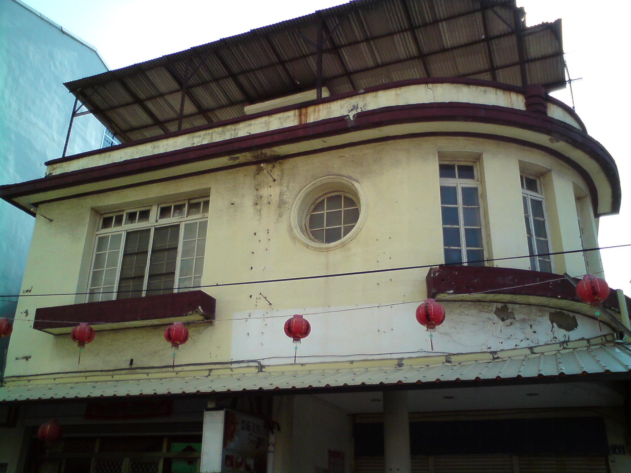 窗戶造型多款的房屋
