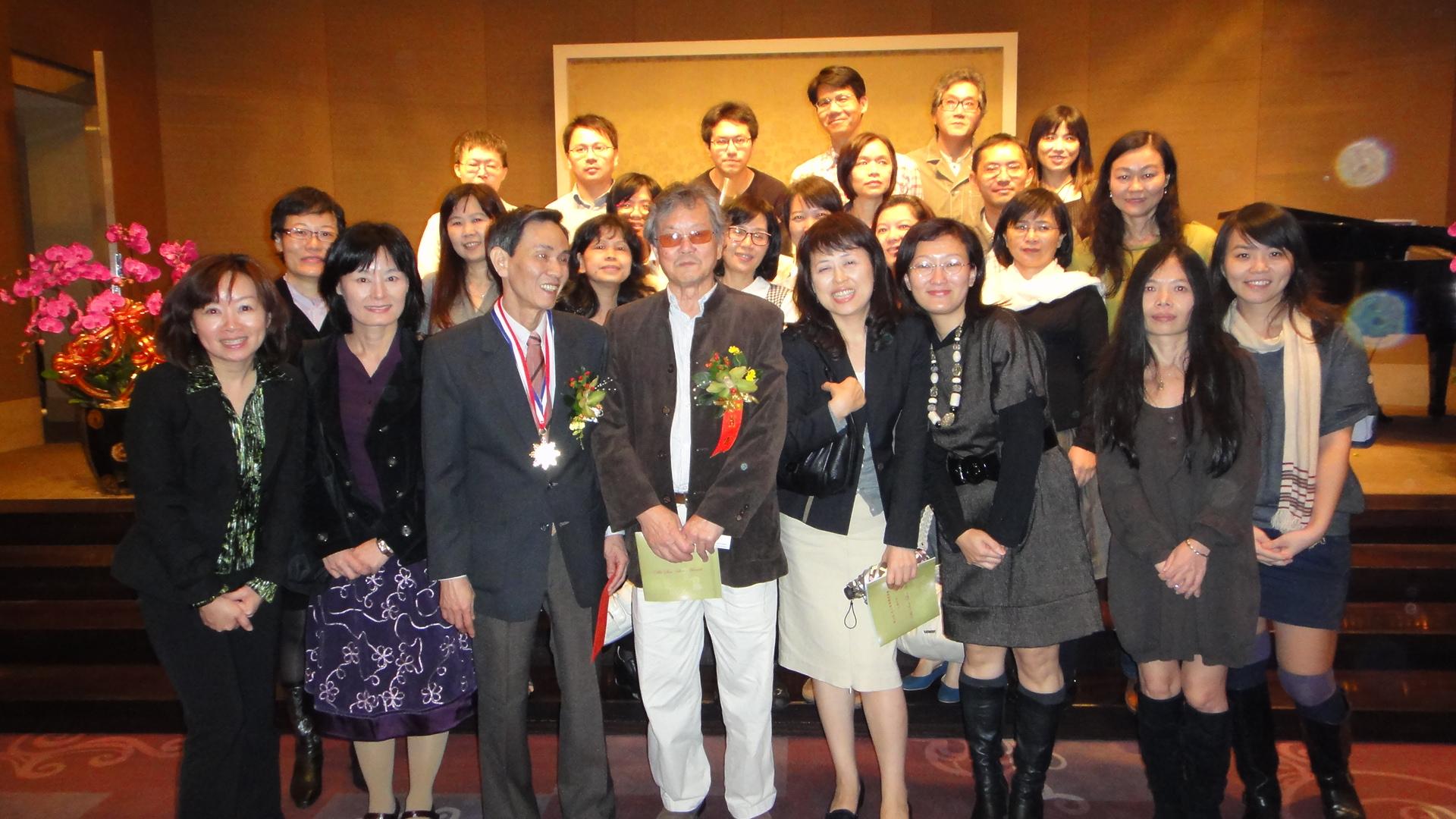 991115 吳三連文學獎頒獎典禮 攝影:彭義方