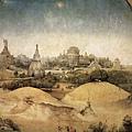 Hieronymus Bosch - Adoration of the Magi(1510, 三聯畫中幅局部)