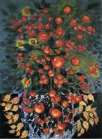 Séraphine Louis 畫作