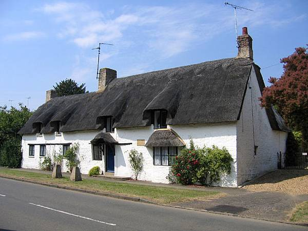 John Clare's birthplace, Helpston, Peterborough