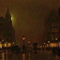 Briggate Leeds -1880