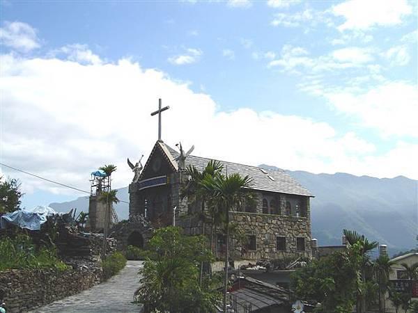 山中的教堂