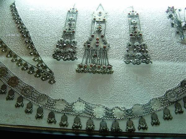 原住民銀飾