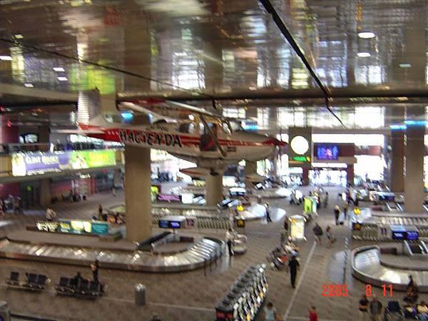 Las Vegas機場