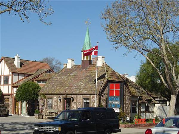丹麥村皇家旅店