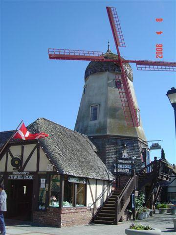 丹麥村風車 3