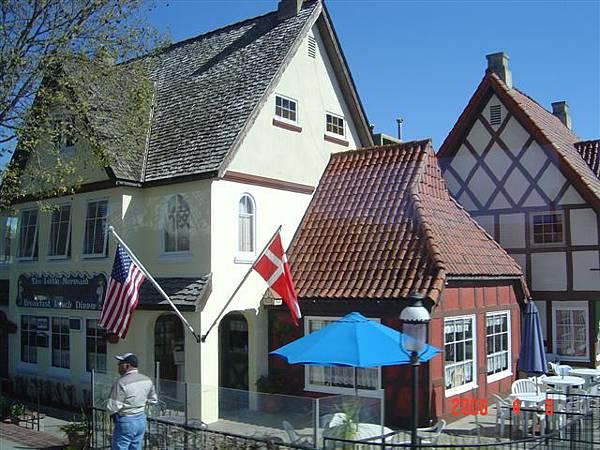 丹麥村餐館