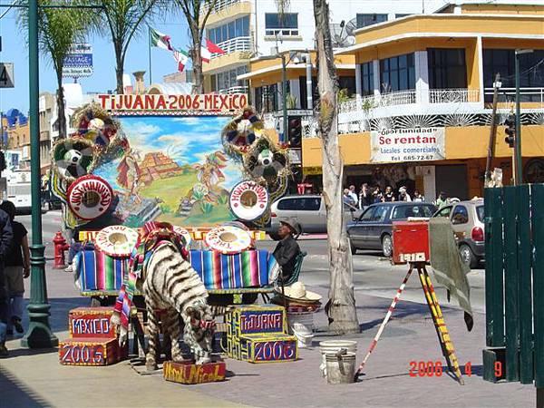 Tijuana 拍照小販 2