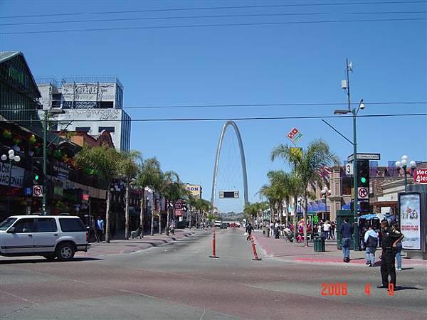 Tijuana街景