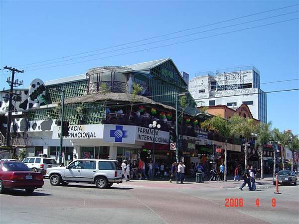 Tijuana街景 2
