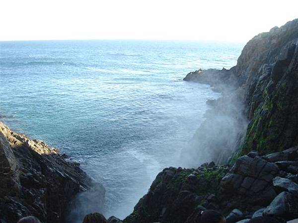 拉普發多拉噴泉 (La Bufadora)