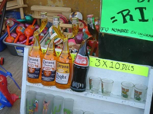 婀娜多姿的可樂瓶