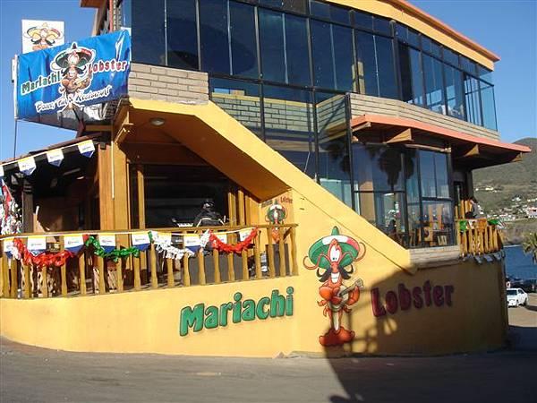 噴泉區龍蝦餐廳