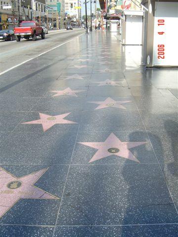 好萊塢星光大道 4