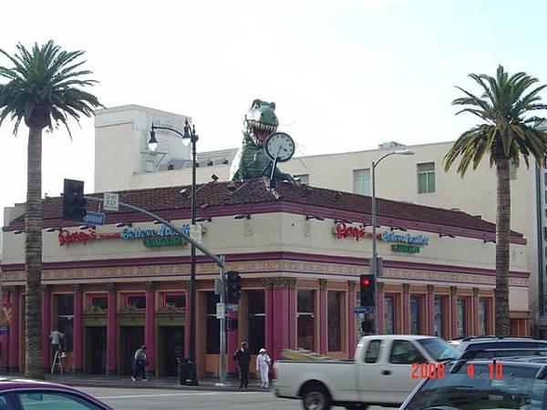 好萊塢鄰近街景 3
