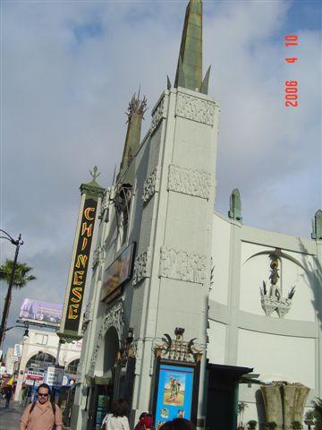 好萊塢鄰近街景 4
