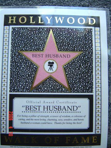 最佳丈夫獎
