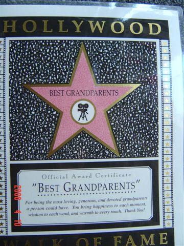 最佳祖父母獎